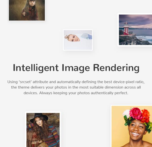 Nifty Fifty Photography WordPress Theme